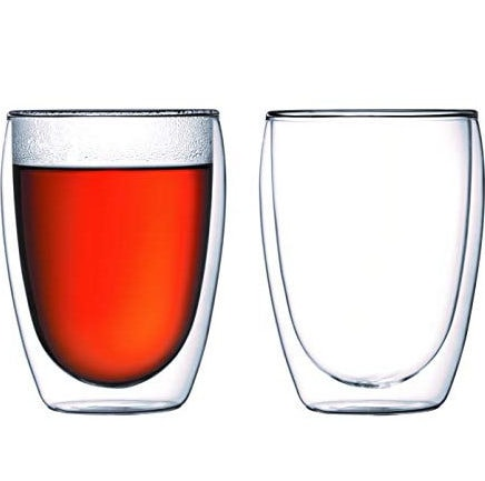 Set of 2 Bodum Pavina Double-Wall Insulate Glasses Now .99 (Was .00)