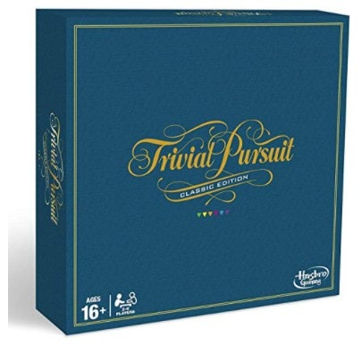 Hasbro Gaming Trivial Pursuit Game: Classic Edition Now .89 (Was .99)