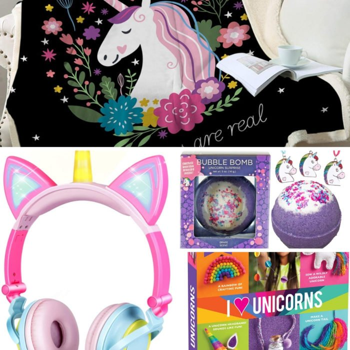 Unicorn Gift Ideas for Tween Girls