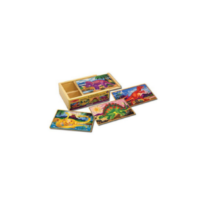 Melissa & Doug Dinosaur Jigsaw Puzzles in a Box Now .37 (Was .99)