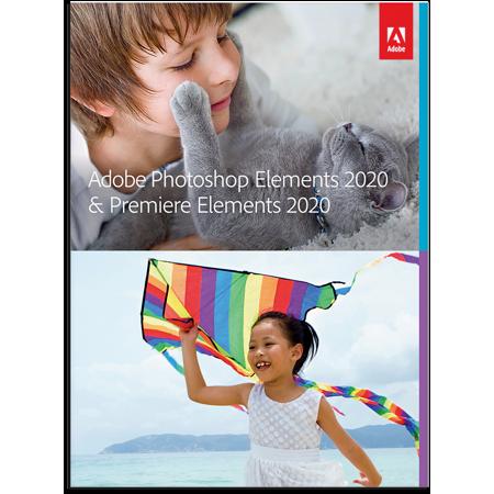 Adobe Photoshop Elements 2020 & Premiere Element 2020