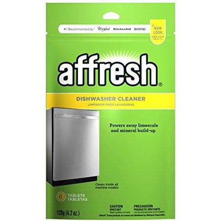 Affresh Dishwasher Cleaner, 1 Pack Now $2.99