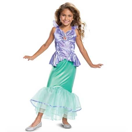 Disney Princess Ariel Classic Girls' Costume Now .27 (Was .99)