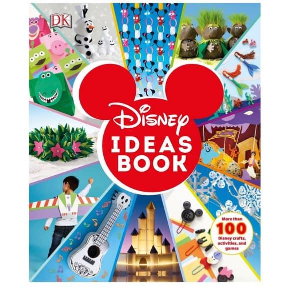 Disney Ideas Book Now .36 (Was .99)