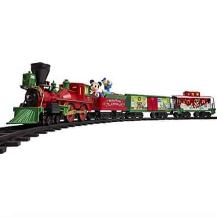 Lionel Disney Mickey Mouse Express Model Train Set Now .92 (Was 9.95)