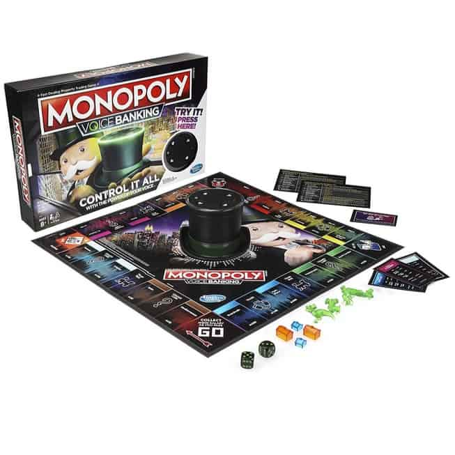 Monopoly Voice Banking Electronic Family Board Game Now .99 (Was .44)