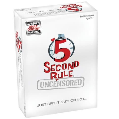 PlayMonster 5 Second Rule Uncensored Game Now .83 (Was .99)