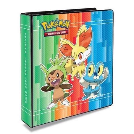 Ultra Pro Pokemon 3-Ring Binder Now .75