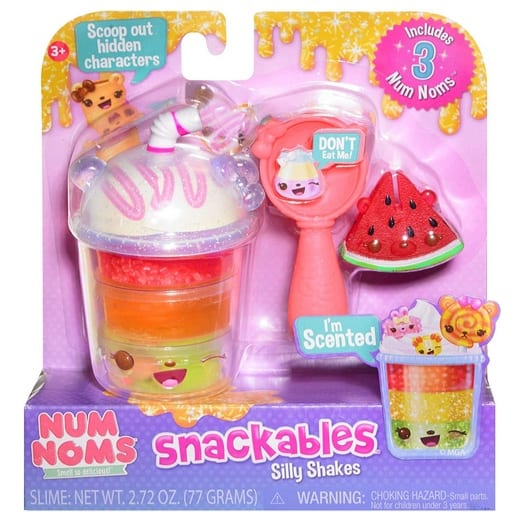 Num Noms Snackables Silly Shakes Now .47 (Was .99)