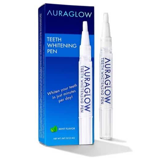 AuraGlow Teeth Whitening Pen Now .45 (Was .94)