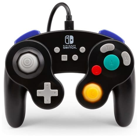 PowerA Wired Controller for Nintendo Switch GameCube Style Now .99 (Was .99)