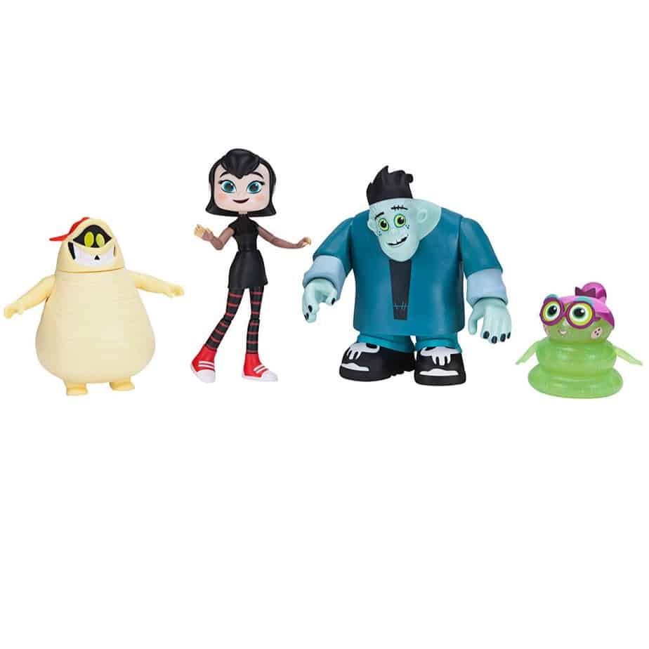 Hotel Transylvania Figure 4 Pack Now .18 (Was .99)