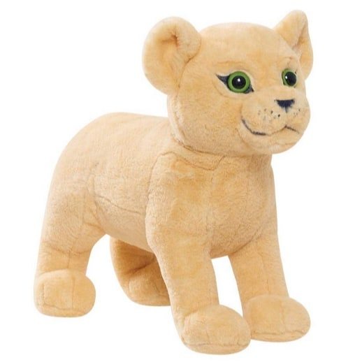 Lion King Live Action Movie Large Plush Nala Now .99 (Was .99)