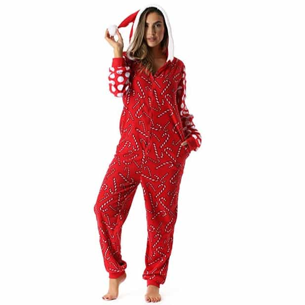30% Off Holiday Adult Onesie **Today Only**