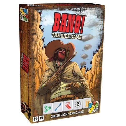 DA VINCI Bang!: The Dice Game Now .97 (Was .99)