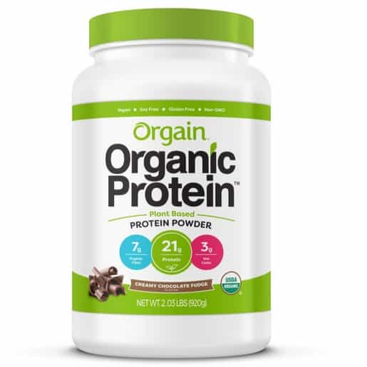 Up to 64% Off Orgain Products