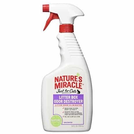 Nature's Miracle Just for Cats Litter Box Odor Destroyer Now .81 (Was .28)