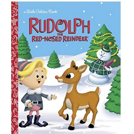 Rudolph the Red-Nosed Reindeer Little Golden Book Now .49 (Was .99)