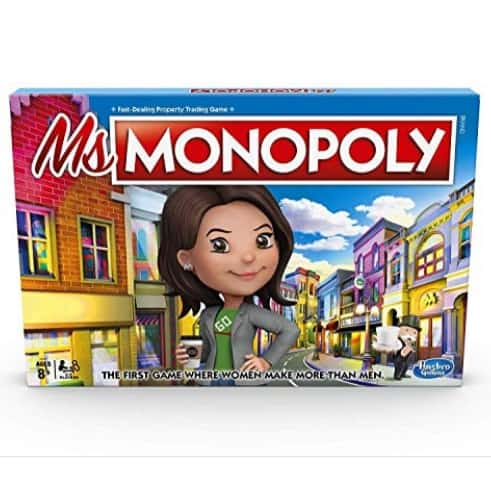 Ms.Monopoly Board Game Now .99 (Was .99)