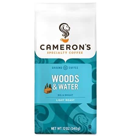 Cameron's Coffee Roasted Ground Coffee Bag Now .01
