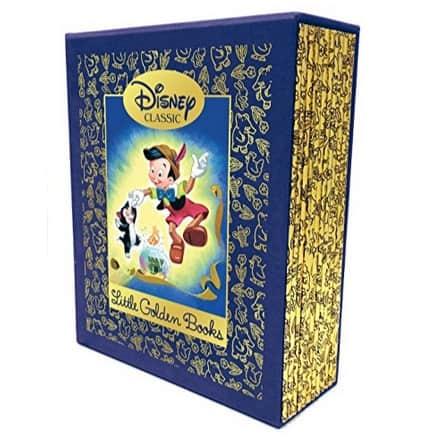 12 Beloved Disney Classic Little Golden Books Now .99 (Was .88)