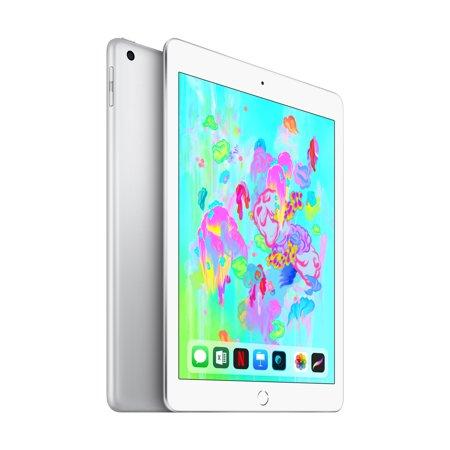 Apple iPad (5th Generation) 128GB Wi-Fi Silver