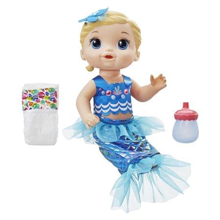 Baby Alive Shimmer 'n Splash Mermaid Now $11.98 (Was $19.99)