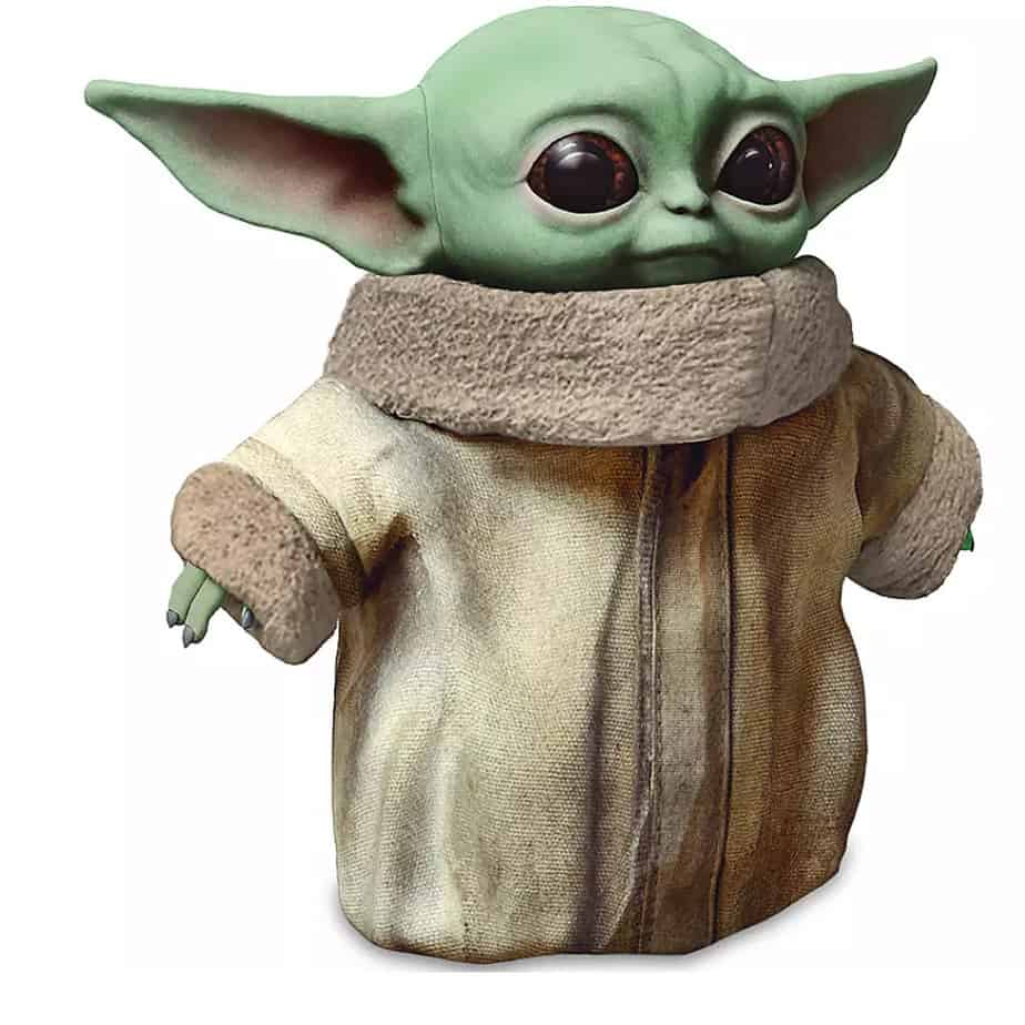 Baby Yoda Available for Pre-Order at The Disney Store