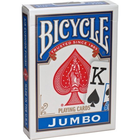 Bicycle Playing Cards 2 Pack Now $3.89 (Was $13.56)