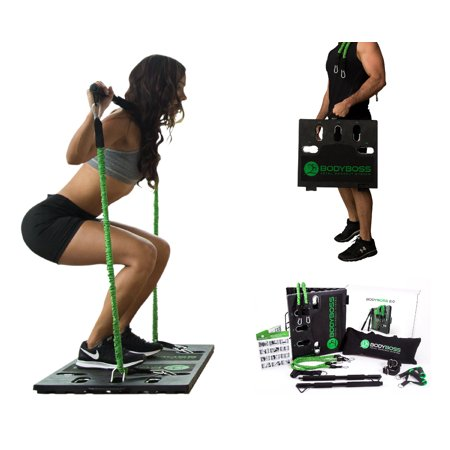 BodyBoss Home Gym 2.0 - Full Portable Gym Now $119.00 (Was $199.00 )