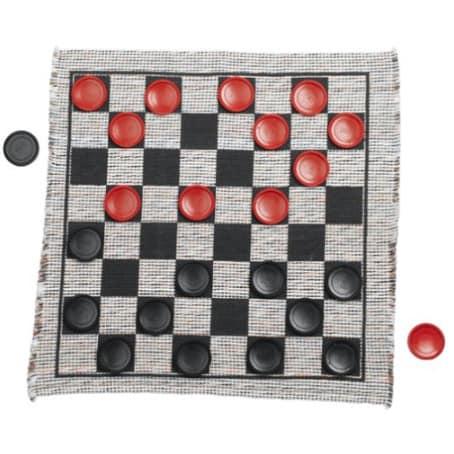 Jumbo Checker Rug Game Now .99