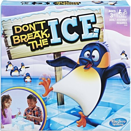 Classic Don't Break the Ice Family Game, Ages 3 and up
