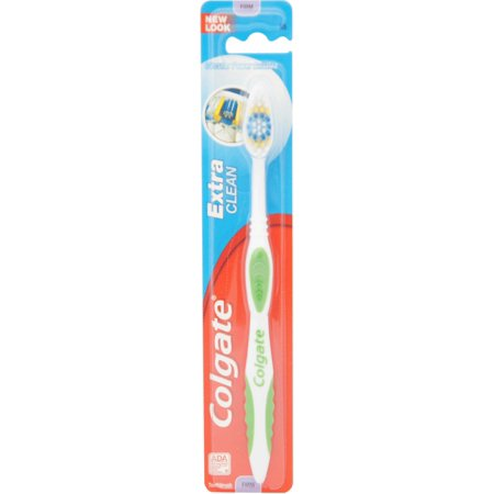 Colgate Extra Clean Full Head Toothbrush 3 Count Now $2.11