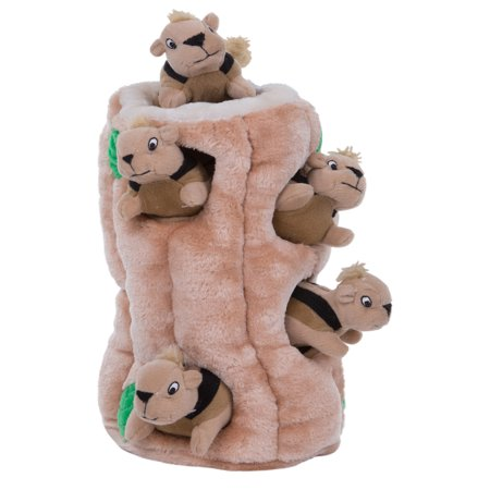 Outward Hound Hide-A-Squirrel Toy for Dogs Now $7.58 (Was $24.99)