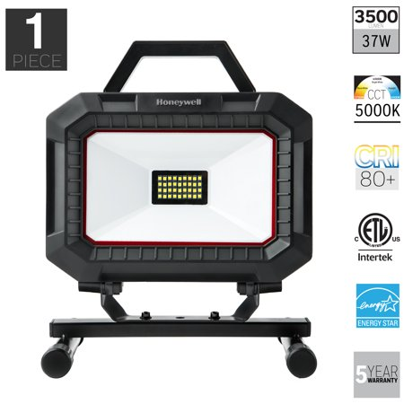 Honeywell Portable LED Work Light W/ USB Charging Port- 3500 LM