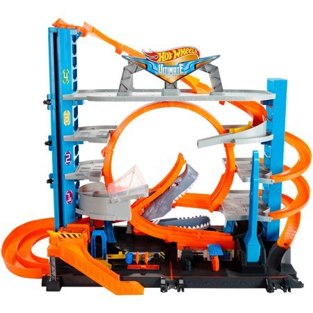 Hot Wheels Colossal Crash Track Set Now $35.69