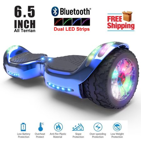 Braha/Kowheel Hoverboard 3.0 with LED Wheels Now $99.99 (Was $199.99) **Today Only**