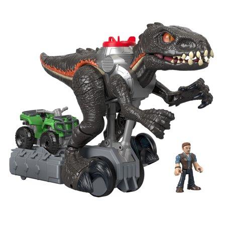 Fisher-Price Imaginext Jurassic World Walking Indoraptor Now $29.20 (Was $59.99)