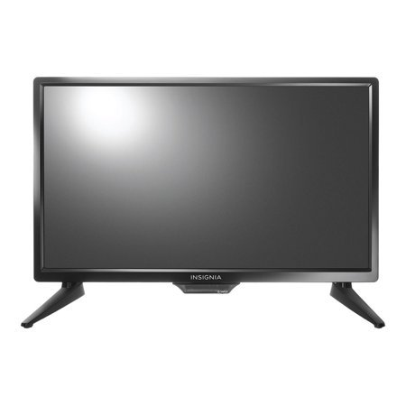 "Insignia NS-19D310NA19 - 19"" Class (18.5"" viewable) LED TV - 720p 1366 x 768"