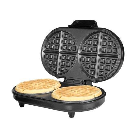 Kalorik Red Metallic Heart Shape Waffle Maker Now $16.80 (Was $35)