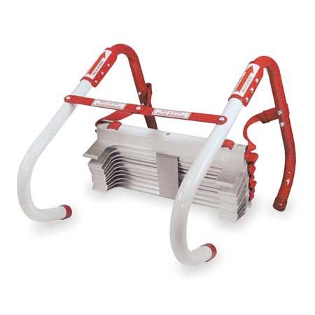 13 Ft. Kidde Two-Story Fire Escape Ladder Now $27.80 (Was $67.16)