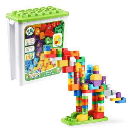 LeapFrog LeapBuilders 81-Piece Jumbo Blocks Box Now $11.22 (Was $17)
