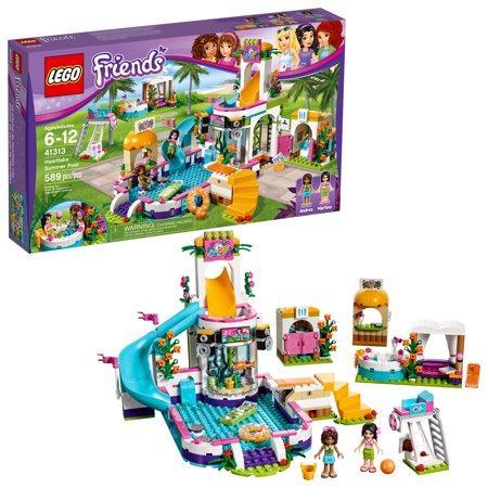 LEGO Friends Heartlake Summer Pool 41313 (589 Pieces)