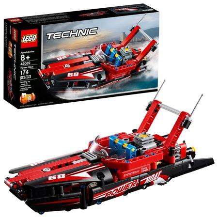 LEGO Technic Power Boat Building Kit Now $9.74