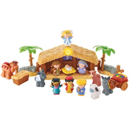 Fisher-Price Little People A Christmas Story Now $19.97 (Was $33.99)