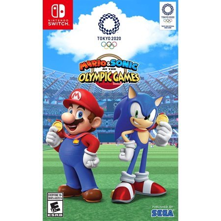 Mario & Sonic at the Olympic Games Tokyo 2020 - Nintendo Switch $39.99 (Was $60)