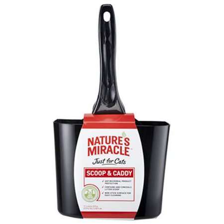 Nature's Miracle Non-Stick Advanced Jaw Scoop for Pet Waste Now $8.21 (Was $20.99)