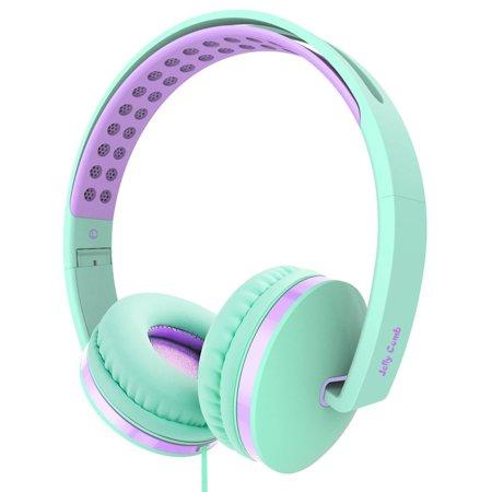 Vogek Tangle-Free Flat Cord Ergonomic in-Ear Headphones $3.99 (Was $9.99)