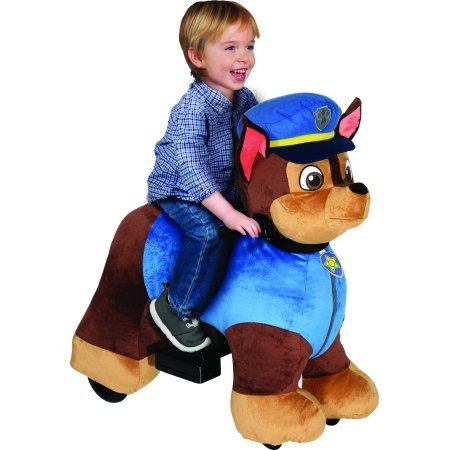 Paw Patrol 6 Volt Plush Marshall Ride-On For Kids Now $99 (Was $149)