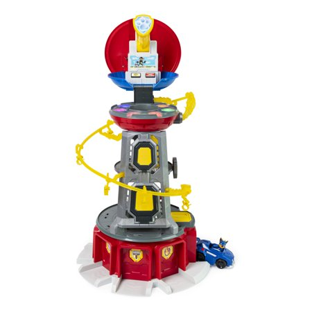 PAW Patrol, Mighty Pups Super PAWs Lookout Tower Playset Now $69.99 (Was $99.97)